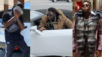 True reasons why Medikal was arrested surfaces and it's all about the law