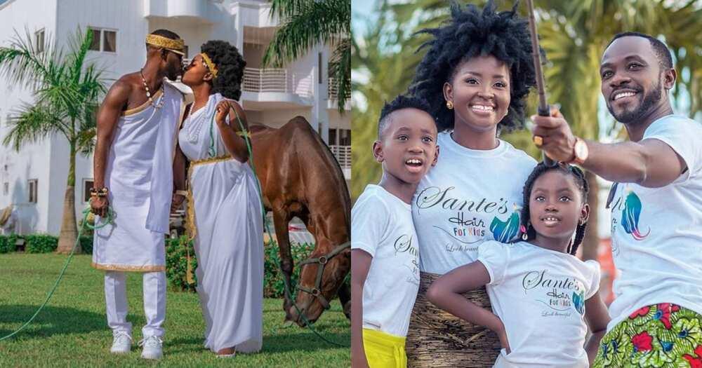 Ayisha Modi Makes Claims on Okyeame Kwame & Wife Annica Nsiah-Apau