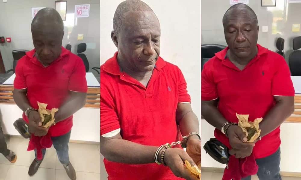 The 'wee' was not for me - Pastor arrested for threatening EC Chair, Akufo-Addo speaks