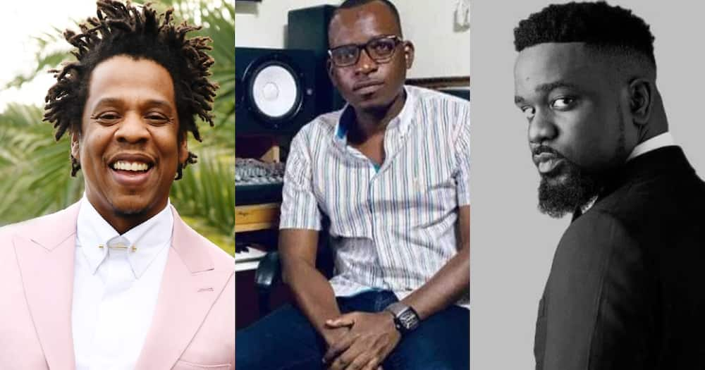 Sarkodie: I was not happy about Possigee's 'artiste bigger than Jay Z' comment