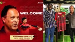 Asante Kotoko sign former Black Stars coach Mariano Barreto as new head coach; details drop