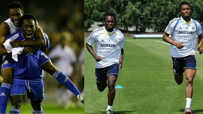 Nigerian star Mikel Obi opens up on Essien's 'big brother' role in his career at Chelsea