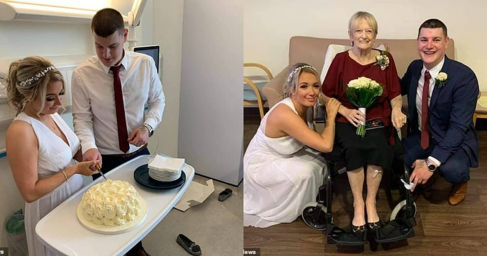 Woman whose mother is dying arranges wedding in 5 days, gets married in hospital