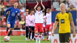 Bayern Munich target Chelsea star as replacement for Robert Lewandowski