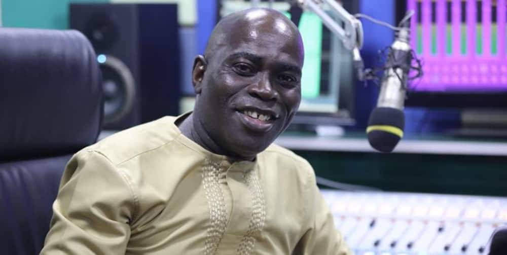 Photos from the final funeral rites of popular radio host Nana Agyei Sikapa pop up