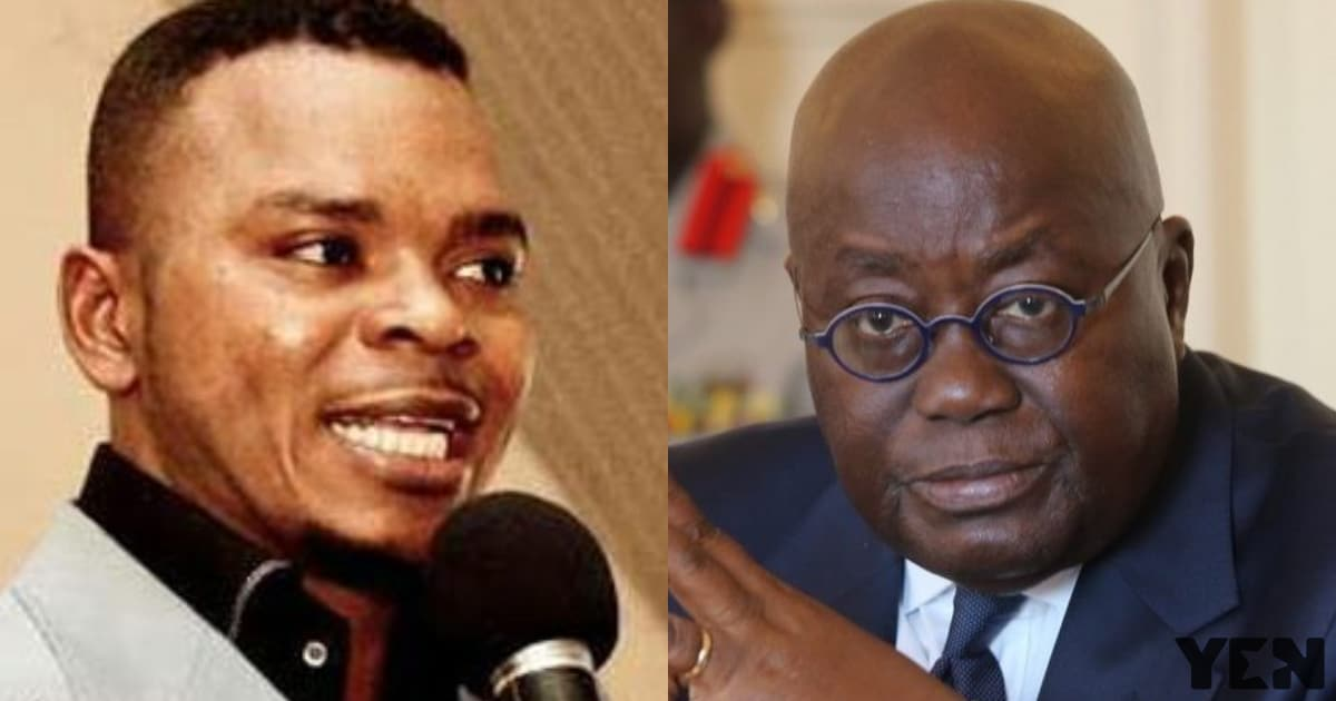 You'll lose 2020 elections if you deny seeing me in your dreams - Obinim tells Akufo-Addo