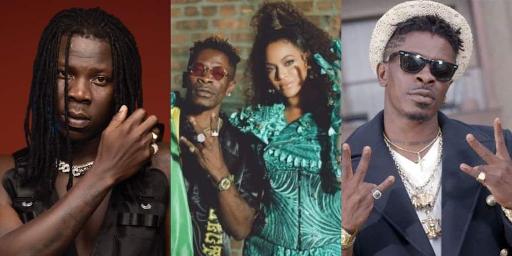 Stonebwoy showers praises on Shatta Wale over Already video with Beyonce
