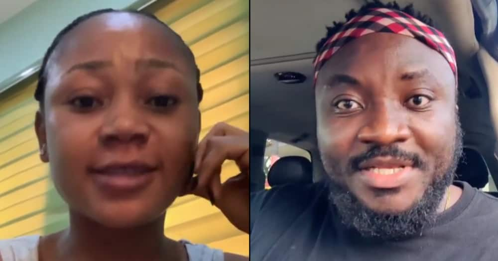 Akuapem Poloo: DKB Visits Actress In Police Cells; Shares Sad Video