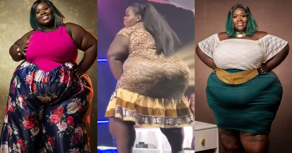 Di Asa Winner PM puts her huge goodies on display in latest photo; fans shout