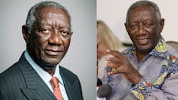 Breaking: Former President Kufuor and wife go into isolation over Coronavirus scare