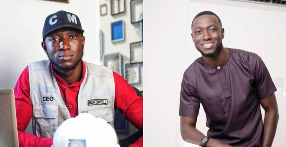 Vincent Sayibu: Ghanaian CEO pays mom for being there for him every day in 28 years; gives her ¢50k