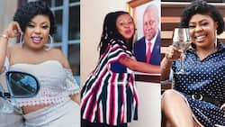 I lost 3 billion contract and GHC10k pay from Despite because of NDC - Afia Schwar (video)