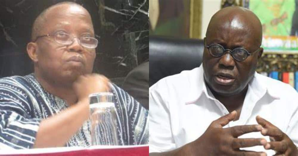 It was time for Domelevo to proceed on retirement; I did not remove him – Akufo-Addo