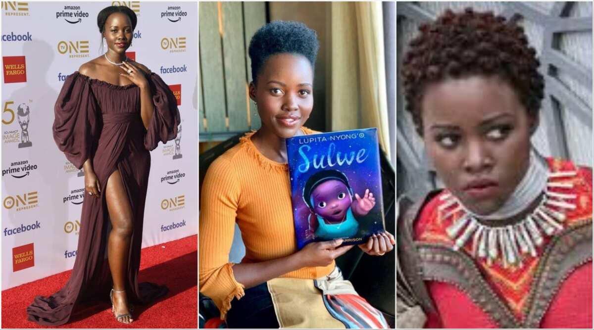 Lupita Nyong'o shares childhood photo; says she felt unworthy because of her dark skin