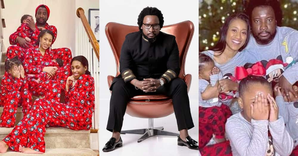 I cover faces of my kids in social media to protect them from spiritual attacks - Sonnie Badu