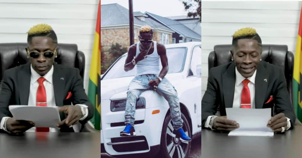 Shatta Wale: I have the world biggest multiple Grammy winner on my upcoming song