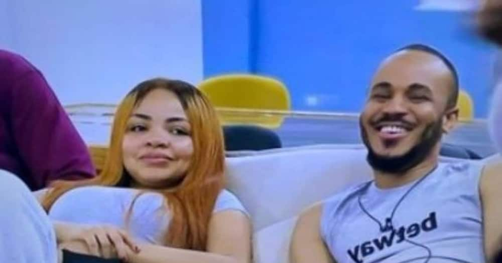 BBNaija: Ozo is someone I can date if reconciliation with my boyfriend doesn't work - Nengi (video)