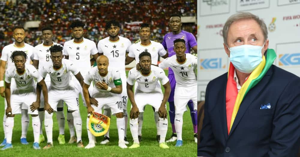 When it comes player selection, it's my decision - Coach Milovan Rajevac tells GFA