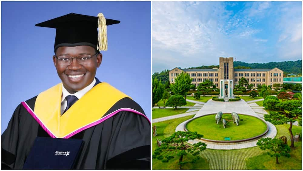 You Gave up your Dreams for me: Man Bags PhD, Dedicates Degree to his Brother who Supported him
