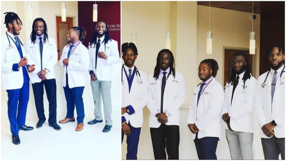 Photos of doctors wearing locs stirs massive reactions online