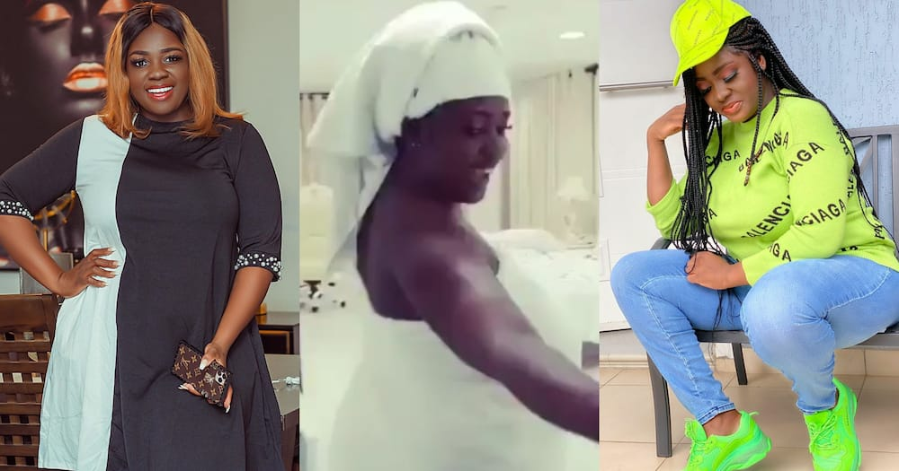 damning relevations Ken Agyapoong made in Tracey Boakye video
