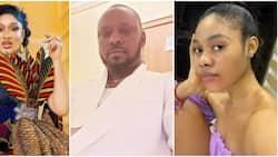 Kpokpogri has so much of your 'intimacy' tapes: Tonto Dikeh exposes popular married dancer Jane Mena