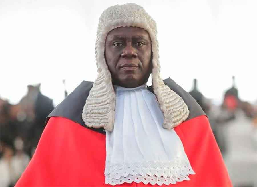 Chief Justice Anin Yeboah denies $5m bribery allegation; Petitions CID to investigate the issue