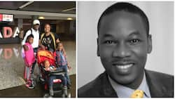 Goodbye Africa - Man quits his job, moves to Canada with wife & kids permanently