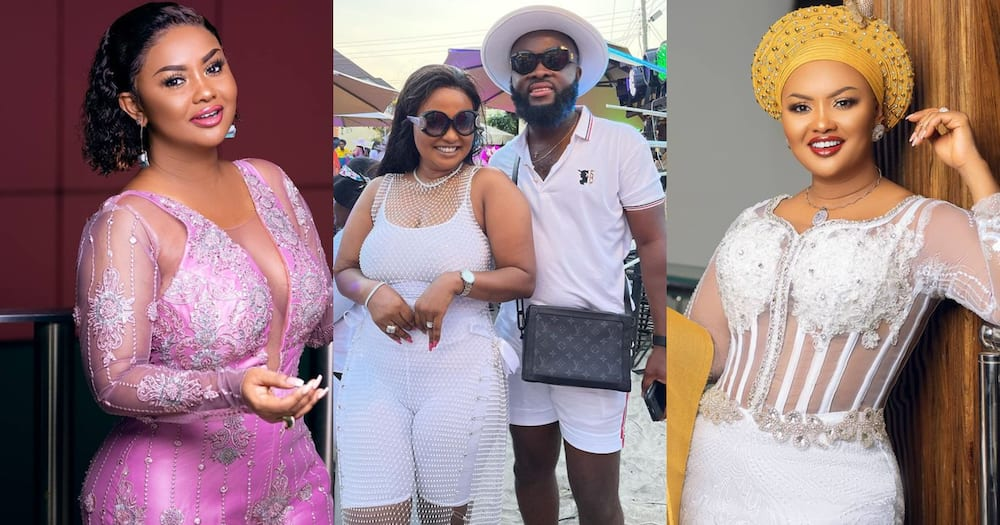 McBrown's Husband Maxwell Mensah Gushes Over Her Latest Photos