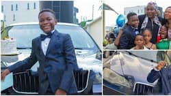 Money swine: Mum gifts 10-year-old son a BMW car on his birthday, social media express surprise