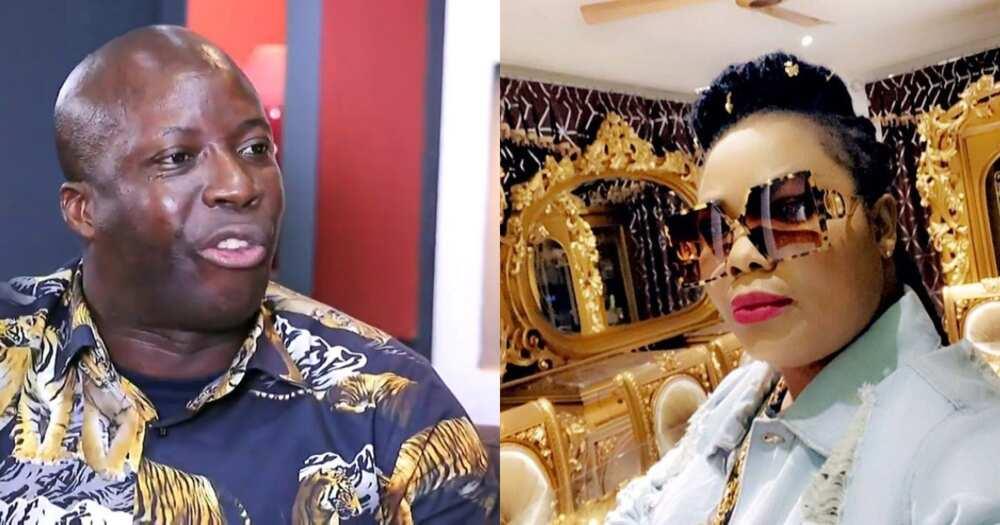 Nana Agradaa didn't have any real power. She was a fraudster, says Kumchacha