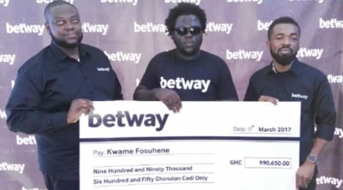 """Winner of biggest Betway cash invests in movies; releases """"fire"""" trailer"""