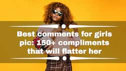 Best comments for girls pic: 150+ compliments that will flatter a girl you like