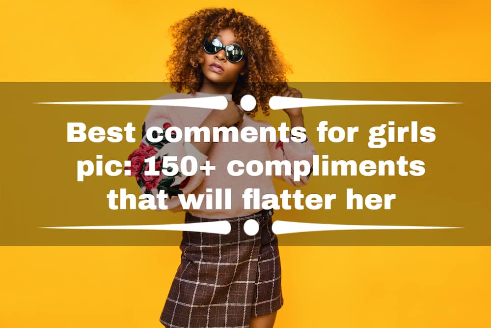 Best comments for girls