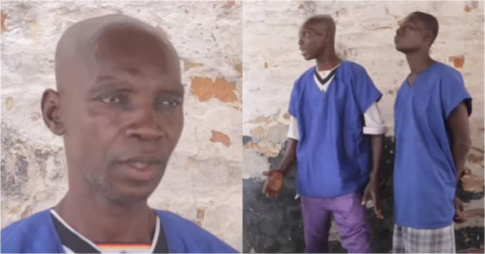 Kwaku Amofa: 61-year-old pastor who was jailed 16 months for insulting his family head released