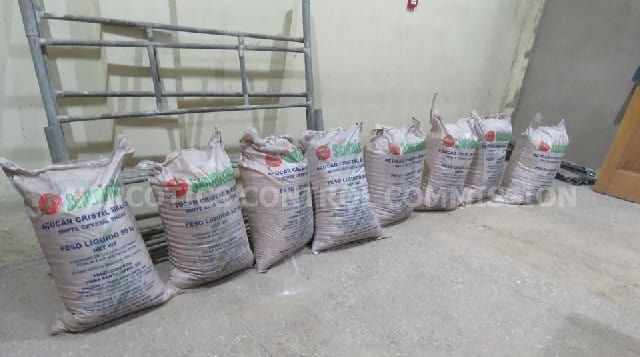 152kg of cocaine intercepted in a Brazil shipment at Tema Harbour