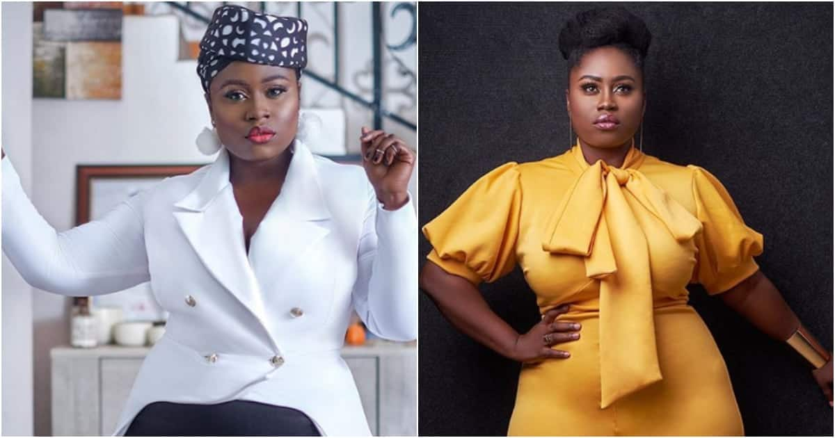 Lydia Forson gives reason why women buy charm to attract men in Ghana