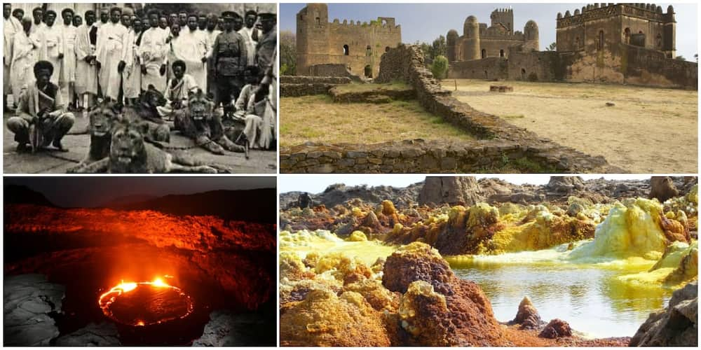 Facts about Ethiopia