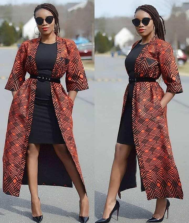 Ghanaian fashion dresses