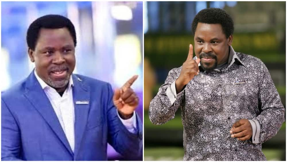 Tears flow as popular Nigerian Pastor T.B Joshua dies at 57