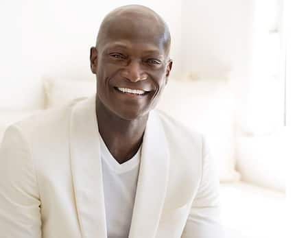 7 wild photos of Peter Mensah of Spartacus fame that prove that he is really a Ghanaian
