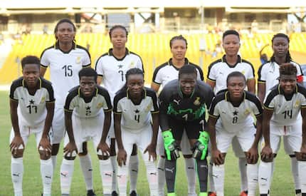2018 AWCON: Ghana's semi final qualification is in doubt after losing 1-2 to Mali
