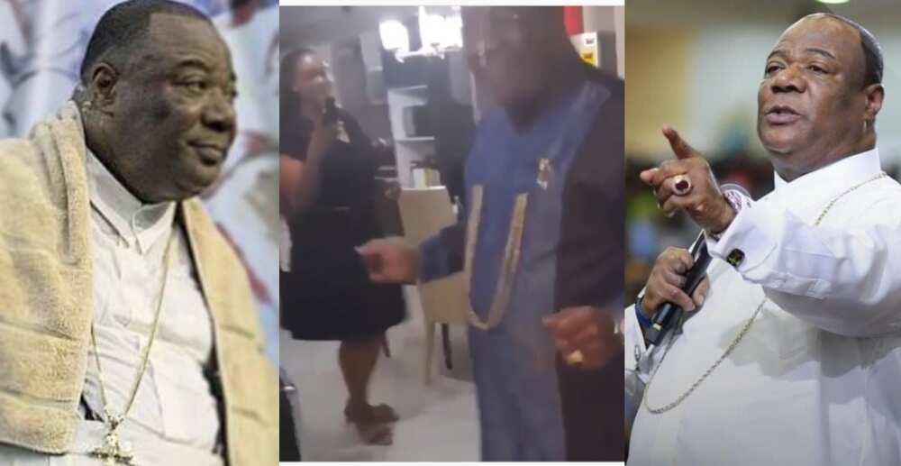 Archbishop Nicholas Duncan-Williams dances to Bless' Chocho Mucho (vdieo)