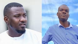 John Dumelo commends Citi FM/TV's Caleb Kudah for being daring in security zone