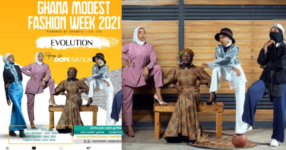 Ghana Modest Fashion Week