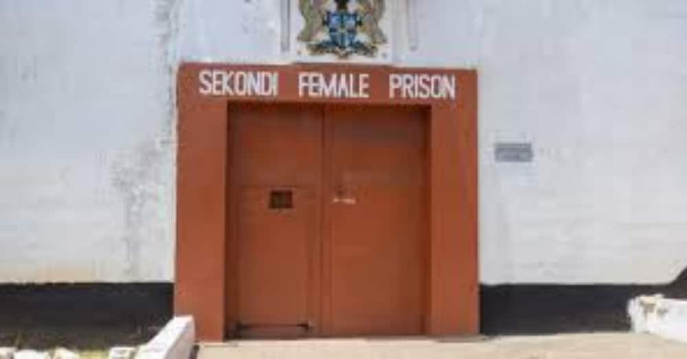 Delisu Quartey: 22-year-old Ghanaian mother in prison for 1 year over GHc24 debt