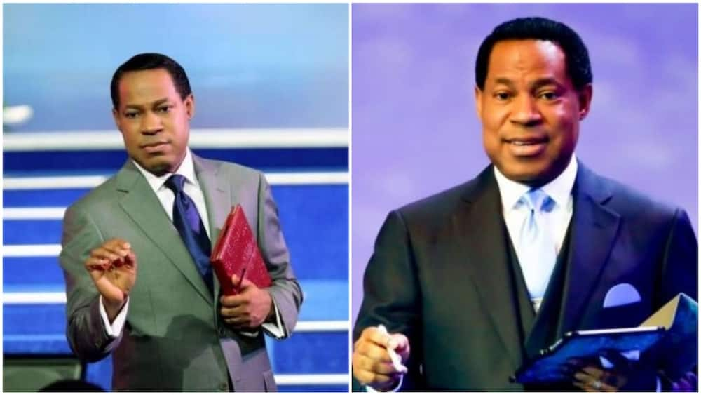 A collage of the man of God. Photo source: Christ Embassy