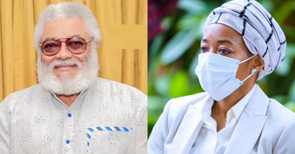 JJ Rawlings: Zanetor releases statement on her father's death