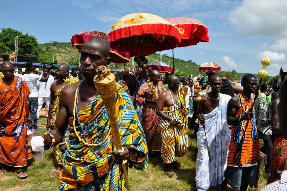 Events in Ghana