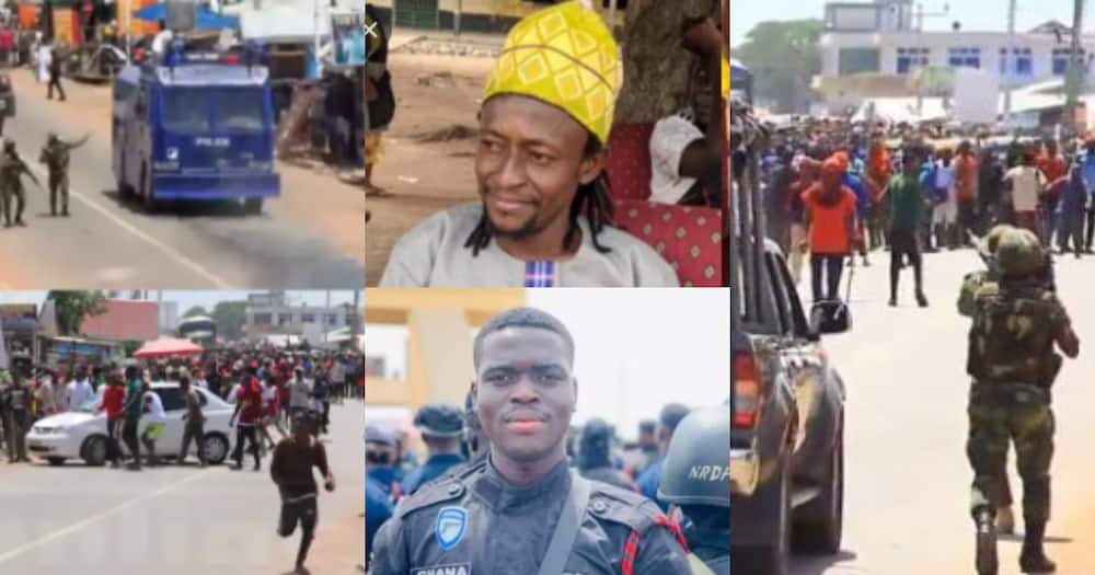 Reflecting on alleged insecurity in Ghana and top 4 crimes that shook the nation